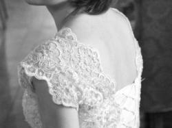 Suknia ślubna - śliczna - wzór Papilio