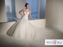 Suknia ślubna SOPHIA TOLLI model Carlotta Y21142