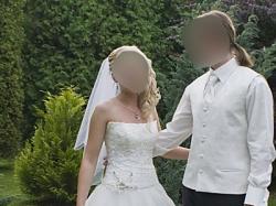 Suknia ślubna Sposa Ana, cudna księżniczka Rzeszów