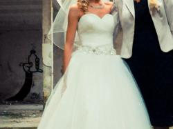 Suknia ślubna Sposa Carmen -princessa-