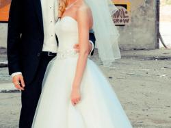 619e4f5d90 Suknia ślubna Sposa Carmen -princessa- - Suknie ślubne - Ogłoszenie ...