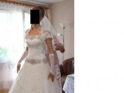 Suknia ślubna  Sposa, model: Manhattan