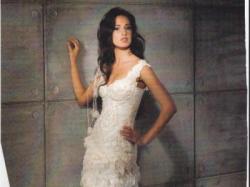 Suknia ślubna SPOSABELLA , model BOLOZANO 524 w stylu hiszpańskim
