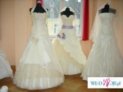 Suknia ślubna Sposabella117 ecru  Nowa