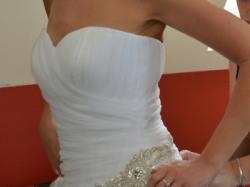 suknia ślubna- sprzedam!