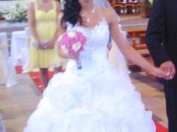 Suknia Ślubna SPRZEDANA