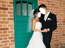 Suknia ślubna St.Patrick, model CANDIDA z 2005 r.