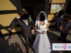 suknia ślubna - stan idealny !!!