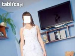 Suknia Ślubna Stan Idealny