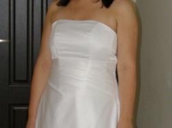 Suknia ślubna. Stan idealny.