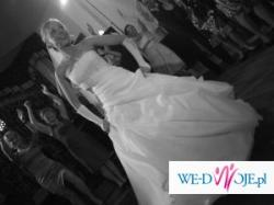 suknia ślubna, stan idealny, tanio!!!