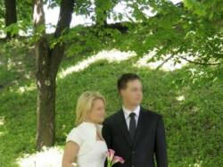 Suknia ślubna sudicane