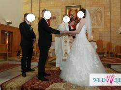 Suknia Ślubna - Swarovski