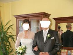 suknia ślubna sweetheart 5846