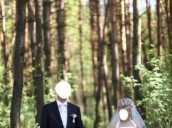 suknia ślubna sweetheart 5846 +dodatki