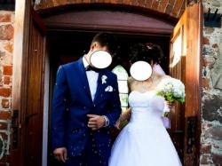Suknia ślubna Sweetheart 6007