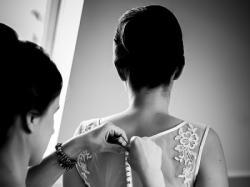 Suknia ślubna Sweetheart Ivory z 2014 r.