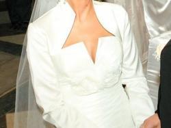 suknia ślubna syrenka 1000 PLN