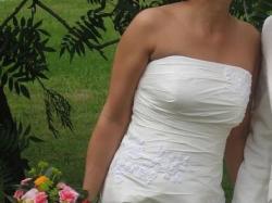 Suknia ślubna szuka nowej właścicielki