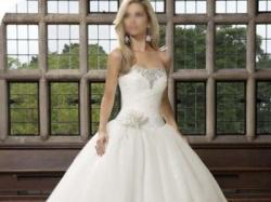 Suknia ślubna szycie na miarę
