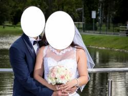 Suknia ślubna szyta na miare !