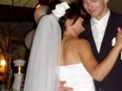 Suknia ślubna szyta na miare w Visual Chris - TANIO