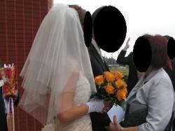 Suknia Ślubna szyta na wzór Papilio Arsenija, ze złotym pasem!!!