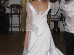 Suknia Ślubna Taneczna