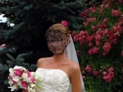 Suknia ślubna Tanganica rozm.34, firma Mystic