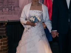 Suknia ślubna - TANIO