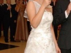 Suknia ślubna tanio!!!Gratis dodatki!!!