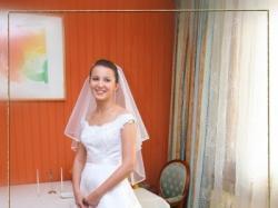 Suknia ślubna Tessla firmy Herms