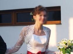 Suknia ślubna Tomy Mariage