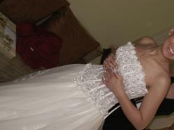 Suknia ślubna + torebka + rekawiczki