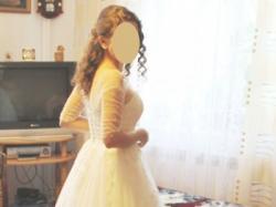 Suknia ślubna Trieste White One+komplet welonów