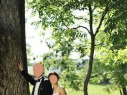 Suknia ślubna typu hiszpanka