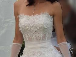 Suknia ślubna typu księżniczka