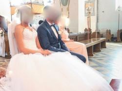 "Suknia ślubna typu ""PRINCESSA"" kolekcja 2015r."