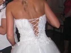 Suknia ślubna typu Princessa roz. 34/36