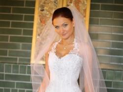 Suknia ślubna typu Princessa- rozmiar 36/38