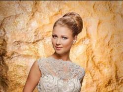 Suknia Ślubna Ukrchic, Księżniczka perły