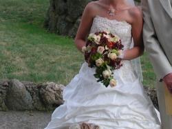 suknia ślubna,unikatowa, prześliczna, idealnie dopasowana, przekonaj się sama!!!