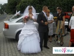 Suknia Ślubna Urszuli Mateji