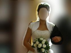 Suknia ślubna używana BOSTON