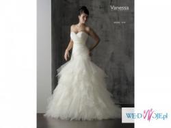 Suknia ślubna Vanessa model 1216