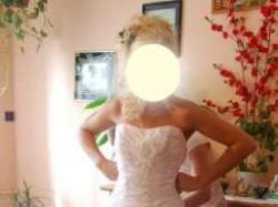 Suknia ślubna (Verise Bridal) + bolerko