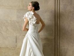 Suknia ślubna Victoria Jane (rozm. 36) + welon + bolerko