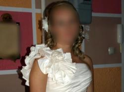 "Suknia ślubna Victoria Jane ""Sydney"" r. 38 kolor ivory"
