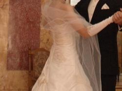 Suknia ślubna Victoria w stylu hiszpańskim