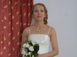 Suknia ślubna Viki firmy Gala